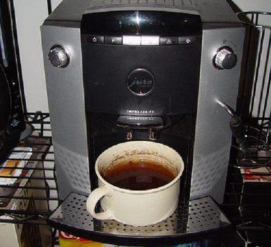achat d'un distributeur à café