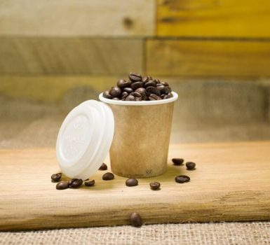 gobelets jetables pour le café
