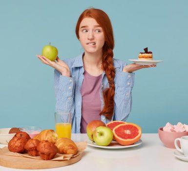 une alimentation saine pour maigrir